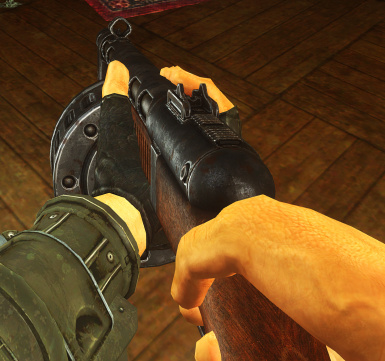 Weapons of the New Millenia at Fallout New Vegas - mods and