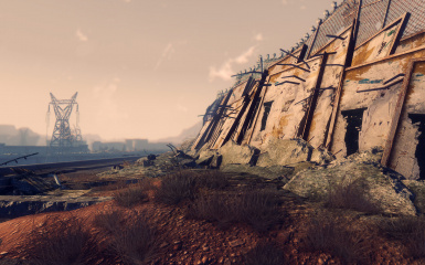 Rudy ENB for Fallout New Vegas at Fallout New Vegas - mods