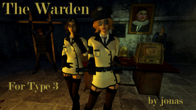 The Warden Outfit for Type 3 or 6