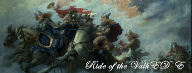 Ride of the ValkED-E