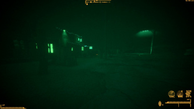 Enhanced ENB Night Vision