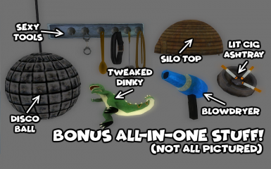 All-In-One Bundle Bonus