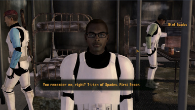 Mojave Stormtroopers - NCR Faction Replacer