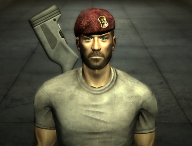 Boone Face Remake