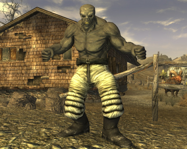 Monster Mod Additions At Fallout New Vegas Mods And Community