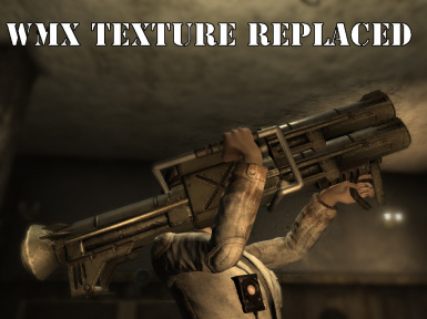 WMX Texture Replaced
