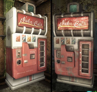 OJO BUENO NUKA-COLA MACHINE