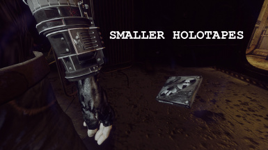 Smaller Holotapes