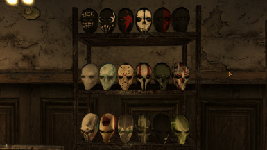 Army Of Two Ballistic Mask