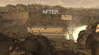 Hoover Dam After