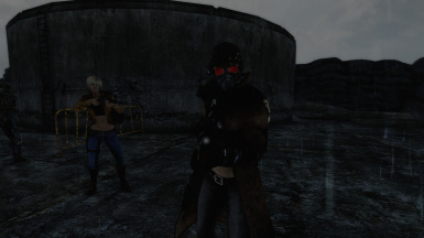 Standalone Or Replacer T6m Ncr Combat Ranger Armor At Fallout New
