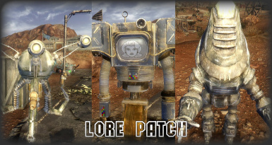 Lore Patch 01