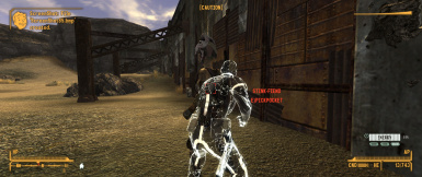 Crysis Nanosuit at Fallout New Vegas - mods and community