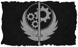 Brotherhood of Steel Flag