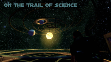 on the Trail of Science