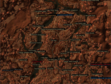 Ptolemy Maps For New Vegas At Fallout New Vegas Mods And Community