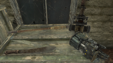Way of the Wasteland Warrior - Melee Perks for Fallout NV