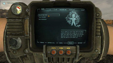 1 - Pipboy View