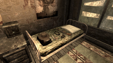 Courier's Bed