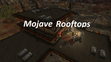 Mojave Rooftops