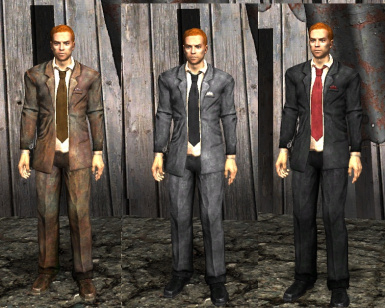 Shabby Suits