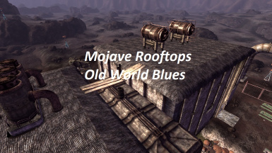 Mojave Rooftops - Old World Blues
