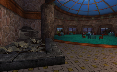 Mojave Outpost VIP Dining Room 002