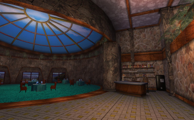 Mojave Outpost VIP Dining Room 003