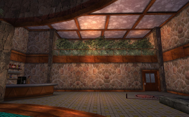 Mojave Outpost VIP Dining Room 005