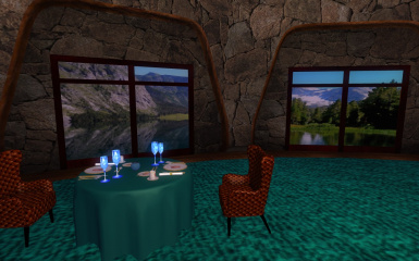 VIP Dining Room Place setting 05