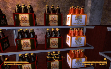 Indian wells brewing co Six packs