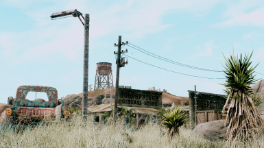 Oxide ENB at Fallout New Vegas - mods and community