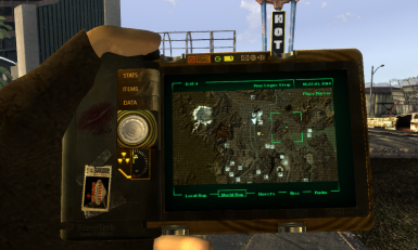 Satellite World Map at Fallout New Vegas - mods and community