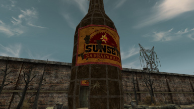 Sunset Sass HQ Super Bottle