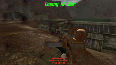 HUD Like Fallout 4 (NV) at Fallout New Vegas - mods and