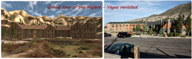 Grand tour of the Mojave - Vegas revisited.