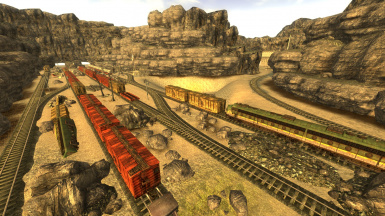 New Vegas Railroads