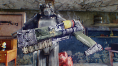 Fallout 4 Laser Pistol Replacer