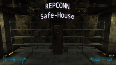 REPCONN Safehouse (With Themes) & REPCONN Safehouse (With Themes) at Fallout New Vegas - mods and ...