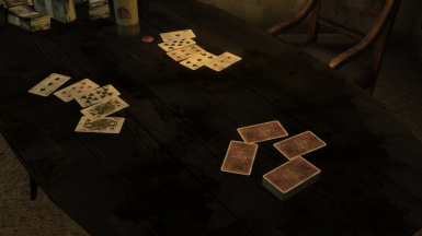 Grimy Cards In-Game