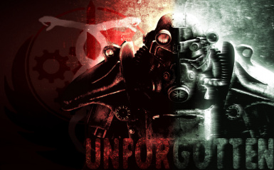 Brotherhood of Steel Unforgotten