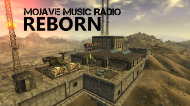 Mojave Music Radio REBORN at Fallout New Vegas - mods and