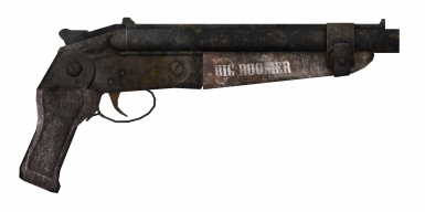 Big Boomer Improved Holdout Weapon At Fallout New Vegas Mods And