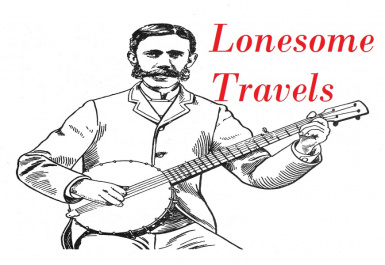lonesome travels title