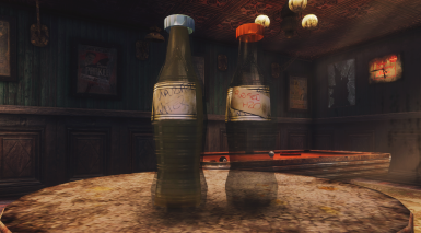 HiRes Water Bottle Textures and Meshes