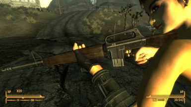 Weapon Enhancement Pack - NV at Fallout New Vegas - mods and community