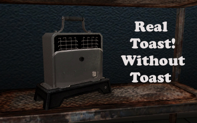Real Toast Without Toast