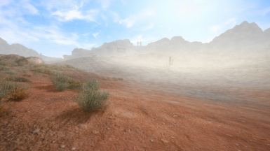 Chromatic Melancholy ENB for FNV