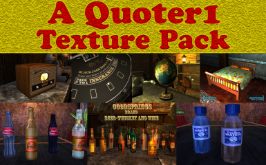 A Quoter1 Texture Pack