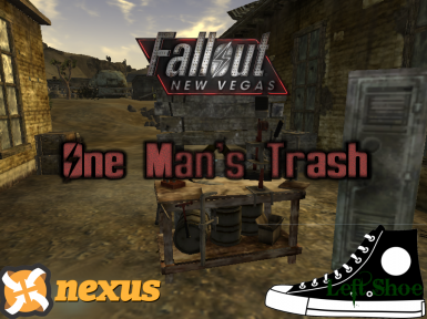 One Man's Trash - Fallout 4 Crafting (Alpha Release 0.85)